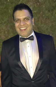Mr. Kishore Keswani
