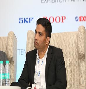 Rahul - Speaker, CVF 2017