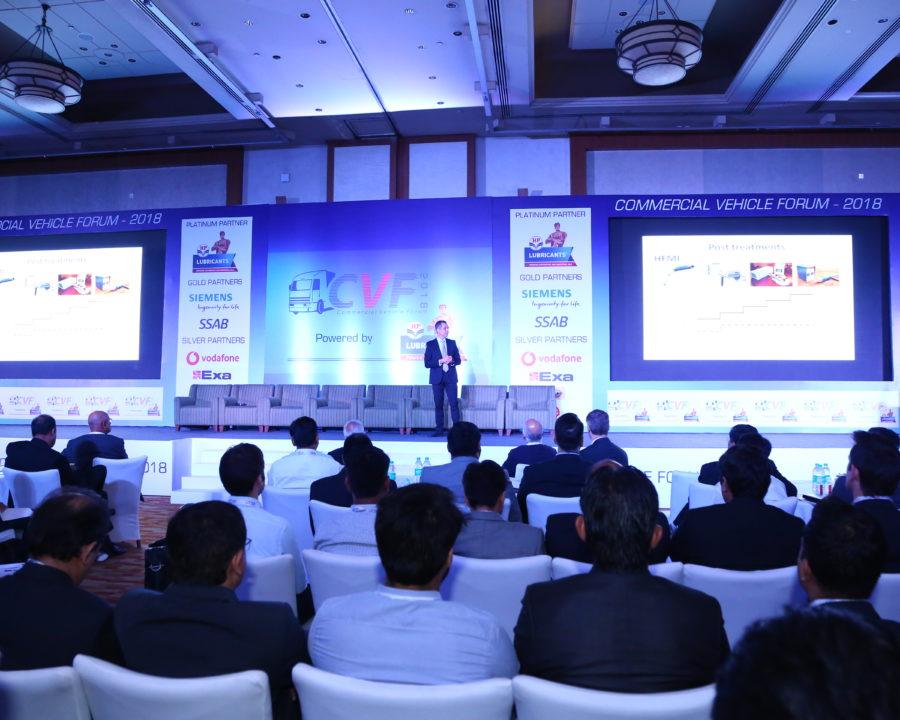 Commercial Vehicle Forum Commercial Vehicle Forum 2019